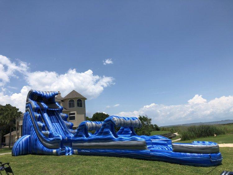 22ft Riptide Mega Slide