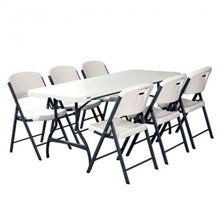 Table,Chairs & Equipment