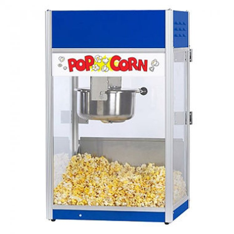 Pop Corn machine with supplies for 30 Guests