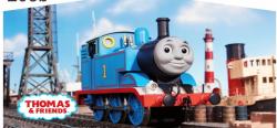 Thomas the train panel