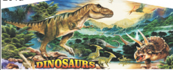Dinosaurs panel